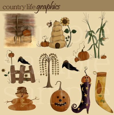 Library of primitive fall svg freeuse png files Clipart ...
