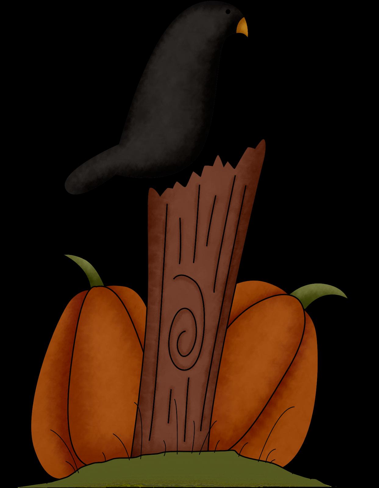 Primitive pumpkin clipart png black and white download ✿⁀°• Prim Country •‿✿   Primitive Clip Art   Pinterest ... png black and white download