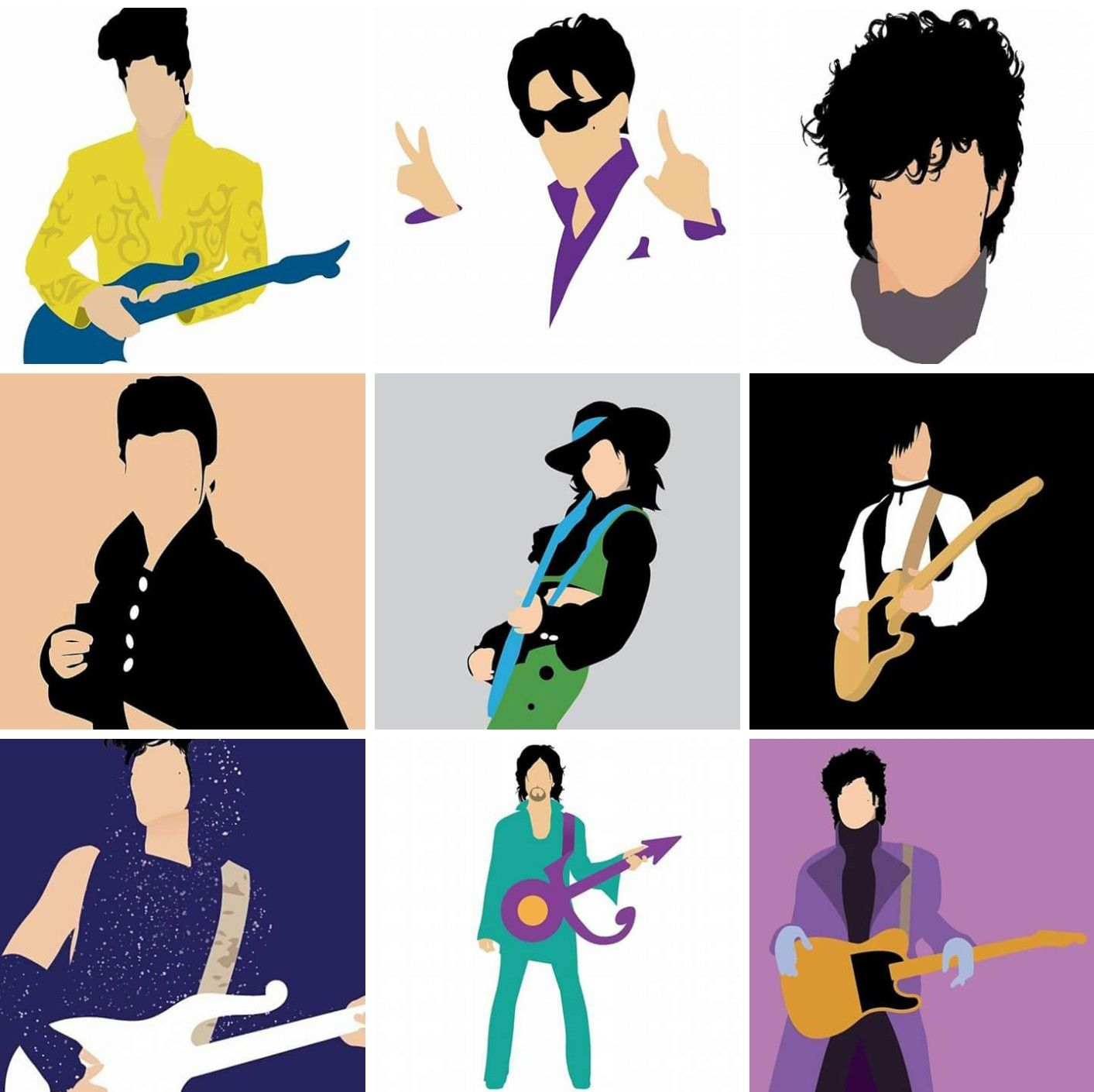 Prince and the revolution clipart png royalty free download Prince art | PRINCE 3121 | Prince, Prince rogers nelson ... png royalty free download