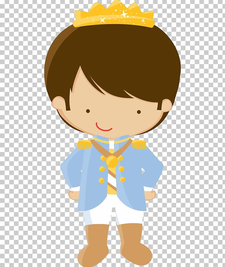 Prince baby clipart