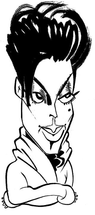 Prince rogers nelson clipart black and white image transparent stock Collection of Prince clipart | Free download best Prince ... image transparent stock