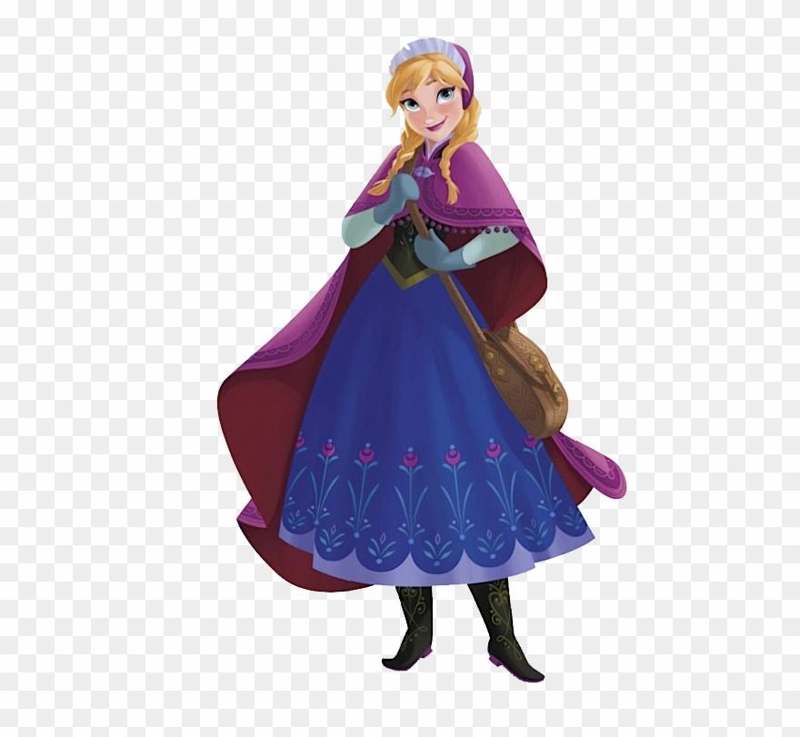 Princess anna clipart clip art stock Frozen Anna Clipart - Disney Princesses With Braids - Png ... clip art stock