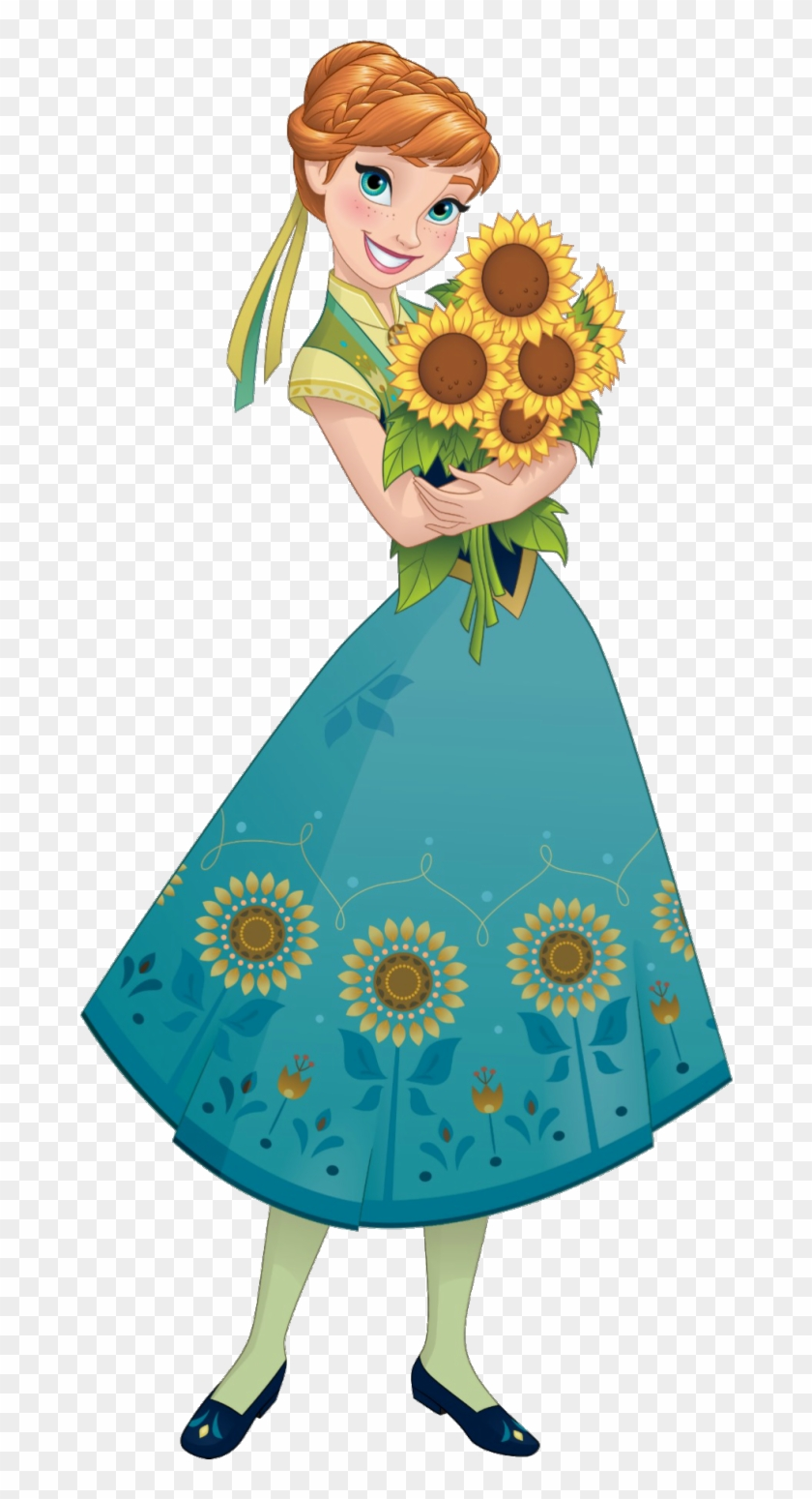 Princess anna clipart png free Braid Clipart Anna Frozen - Princess Anna Frozen Fever, HD ... png free