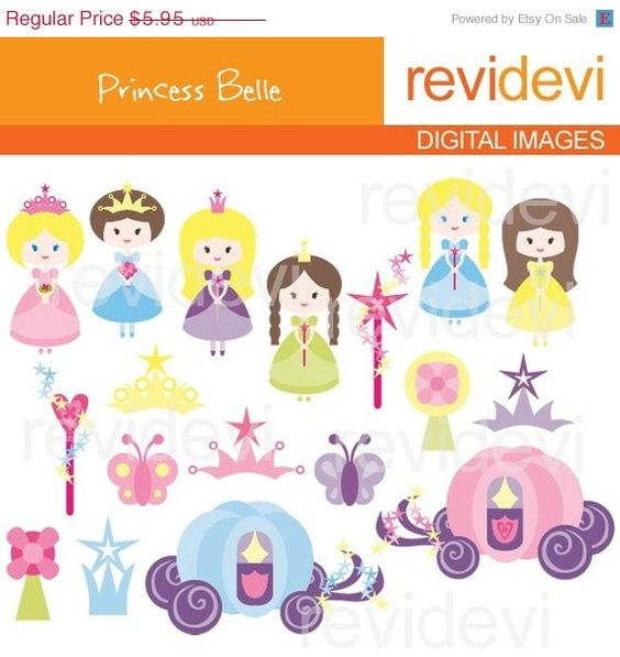 Princess belle clipart cute svg library library Princess belle, Digital image and Belle on Pinterest svg library library