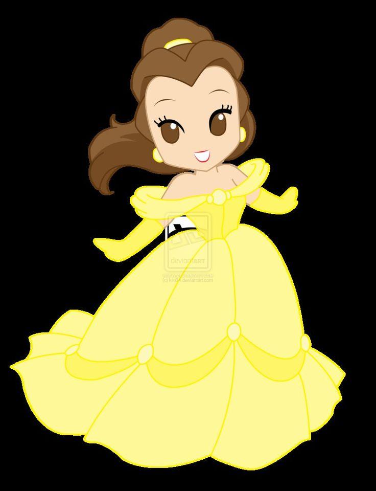 Princess belle clipart cute jpg freeuse 17 Best images about Disney on Pinterest | Cute princess, Clip art ... jpg freeuse