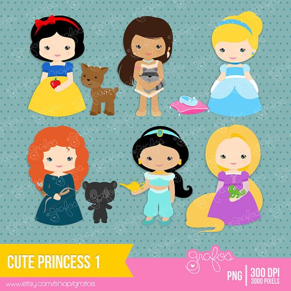 Princess belle clipart cute jpg transparent download 17 Best ideas about Cute Princess on Pinterest | Fairy birthday ... jpg transparent download