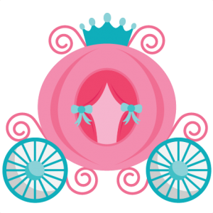 Princess carriage clipart clip art freeuse library Princess Carriage SVG | My Miss Kate Cuttables | Princess ... clip art freeuse library