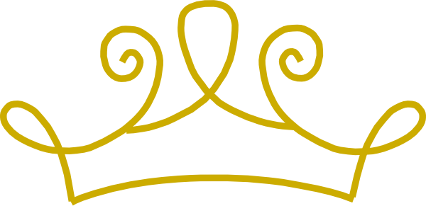 Princess crown clipart png clip art library library Gold princess crown clipart - ClipartFest clip art library library