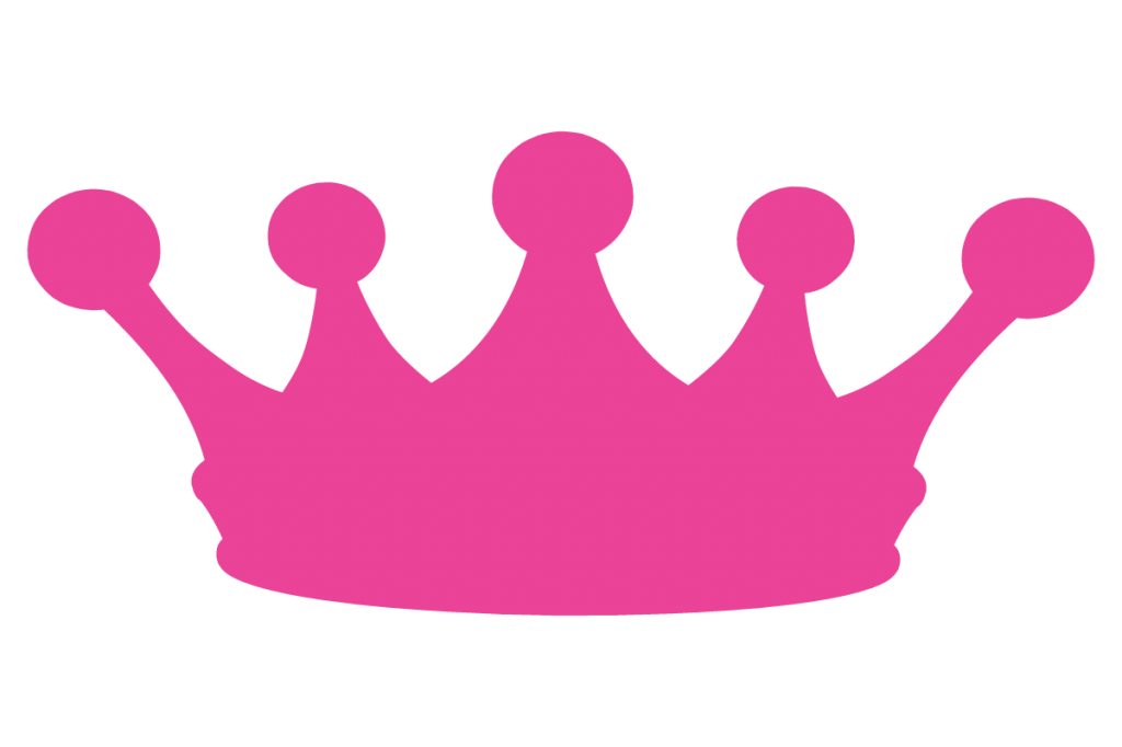 Tiara hot pink clipart svg black and white library 29+ Princess Crown Clipart   ClipartLook svg black and white library