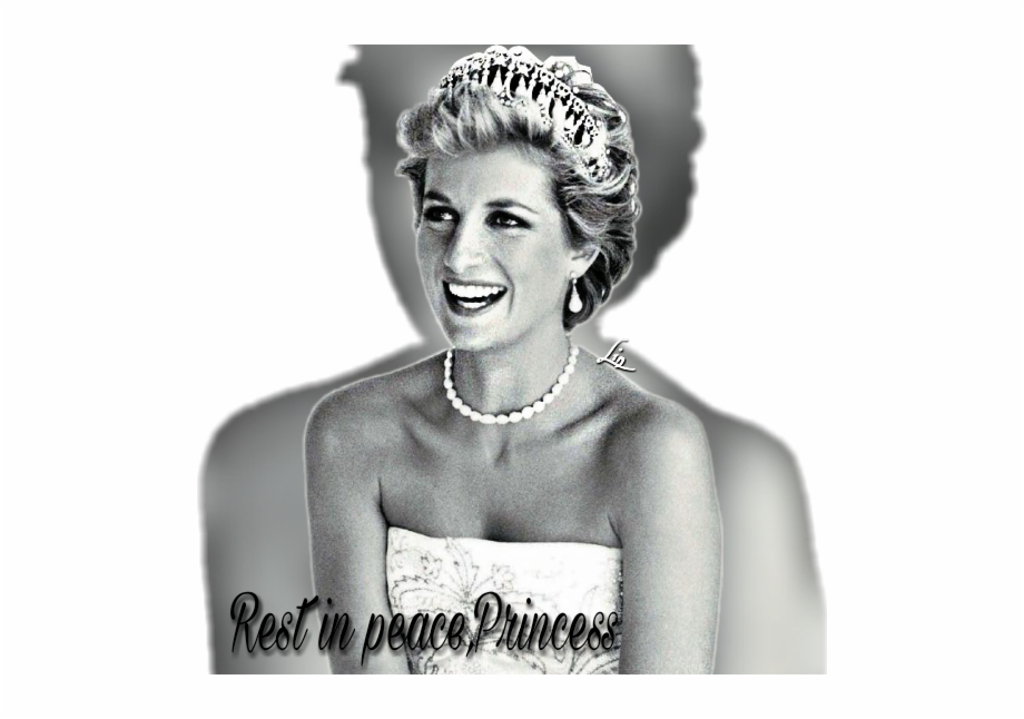 Princess diana clipart clip art royalty free library rest In #peace #princess #diana #rip #myedit #lin - Princess ... clip art royalty free library