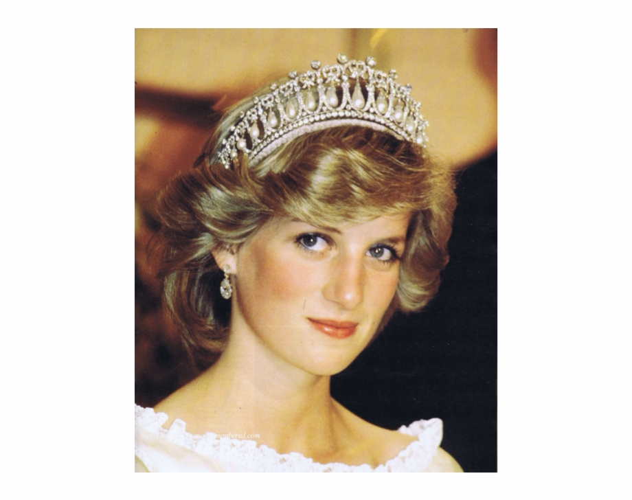 Princess diana clipart banner free Princess Diana <3 On Flowvella - Fashion Icons Of The World ... banner free