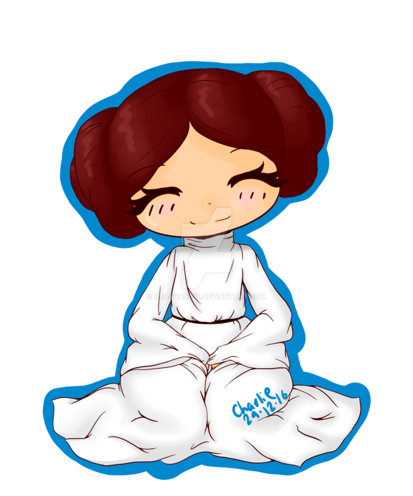 Star wars princess leia clipart clip art freeuse stock Carrie Fisher- Princess Leia (Digital) by AraShadow on DeviantArt clip art freeuse stock