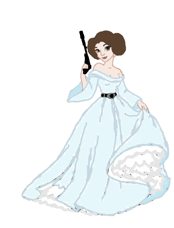 Star wars princess leia clipart clip free stock Princess Leia Organa | Disney Princess Wiki | FANDOM powered by Wikia clip free stock