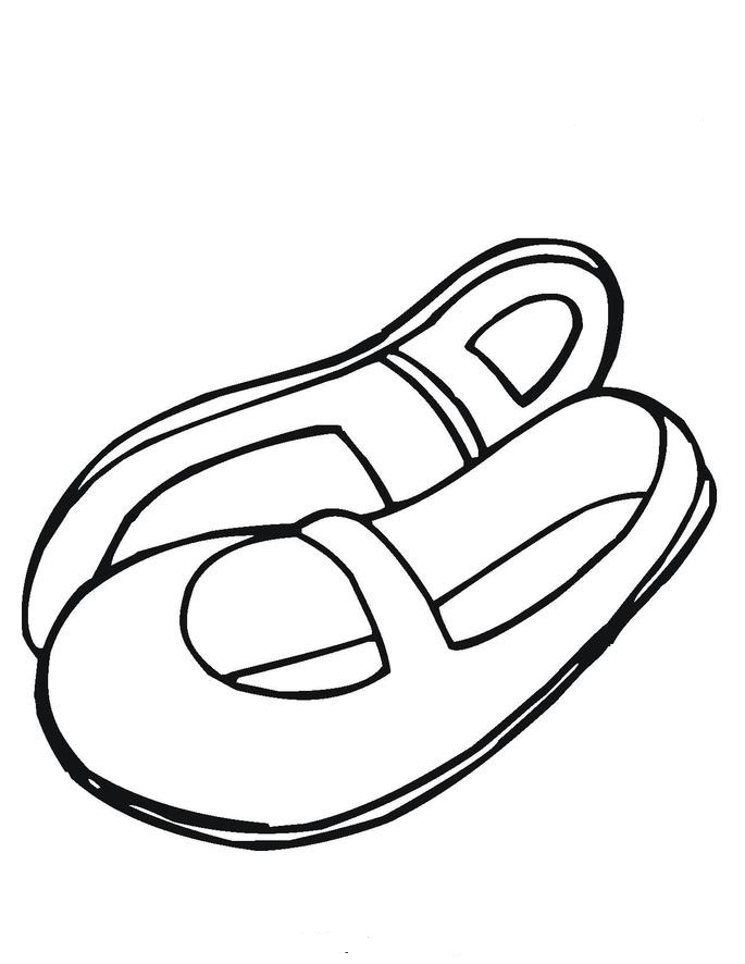 Princess shoes for girls clipart black and white graphic freeuse stock Free Baby Shoes Pics, Download Free Clip Art, Free Clip Art ... graphic freeuse stock