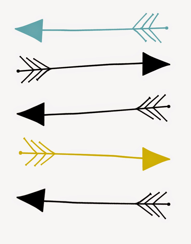 Printable arrow jpg freeuse 17 Best images about Arrows on Pinterest | Creative, Clip art and ... jpg freeuse