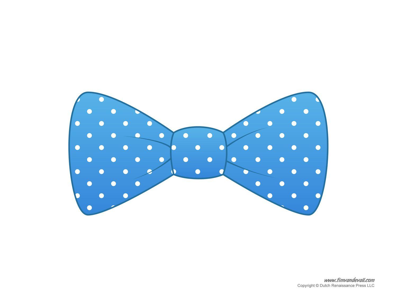 Printable bow tie clipart picture transparent library Bow Tie Clipart To Printable | SVG Files | Tie template, Bow ... picture transparent library