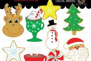 Printable christmas clipart clipart freeuse download Printable christmas clipart 4 » Clipart Portal clipart freeuse download