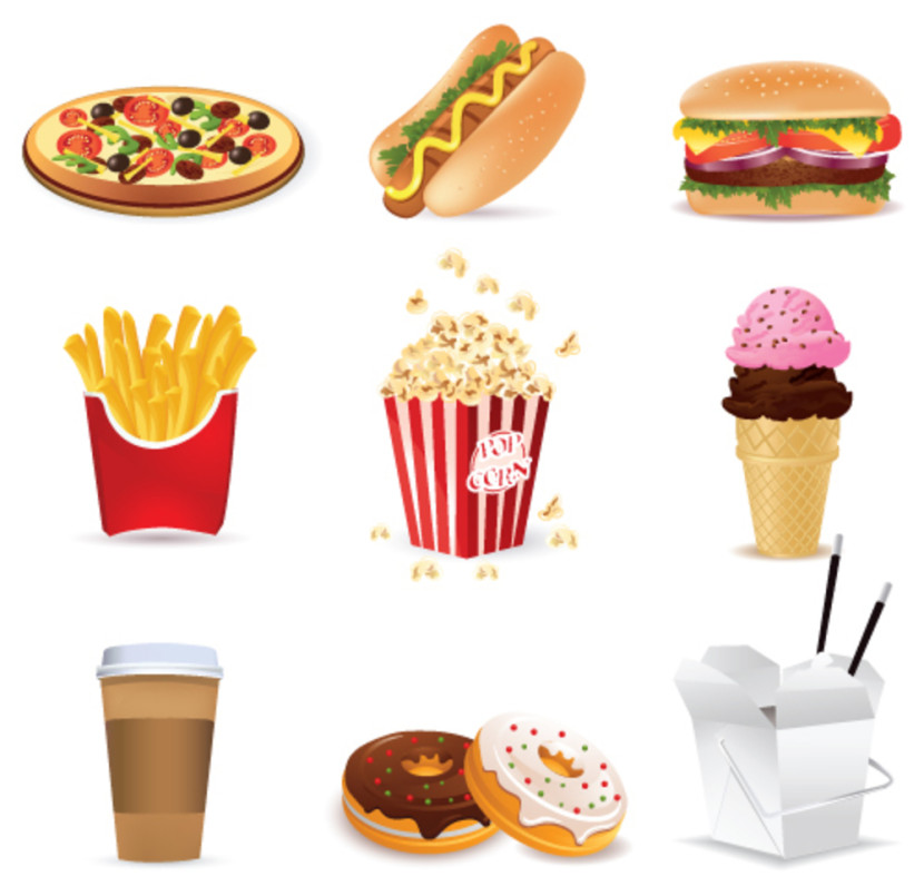 Printable clipart banner free stock Free printable clipart of food - ClipartFest banner free stock