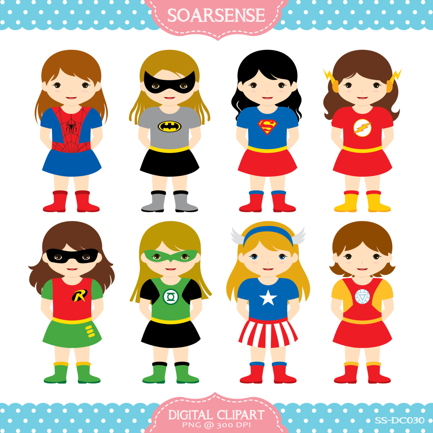 Printable clipart for girls clip art freeuse stock Girl Superhero Clipart & Girl Superhero Clip Art Images ... clip art freeuse stock
