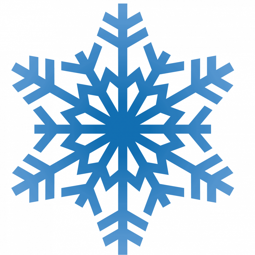 Printable clipart snowflake frame png black and white Disney Frozen Snowflake Clipart | jokingart.com Snowflake Clipart png black and white