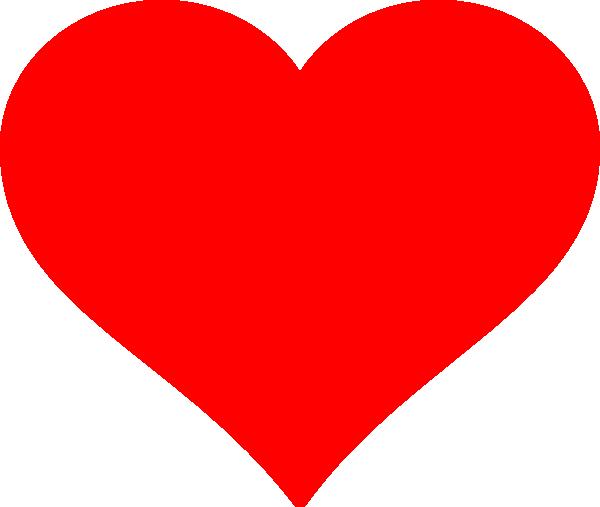 Printable heart clipart jpg freeuse stock printable red hearts shapes | Red Heart Flat clip art ... jpg freeuse stock