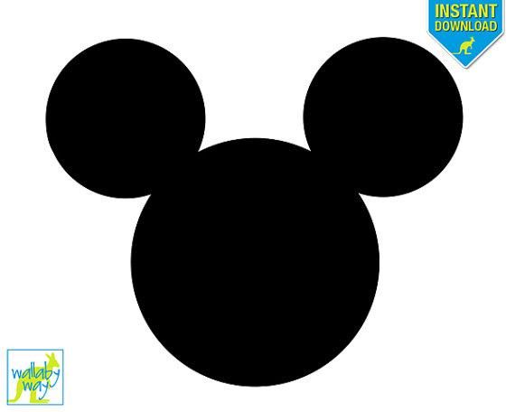 Printable mickey mouse clipart clip art library Mickey mouse clipart transparent background - ClipartFest clip art library