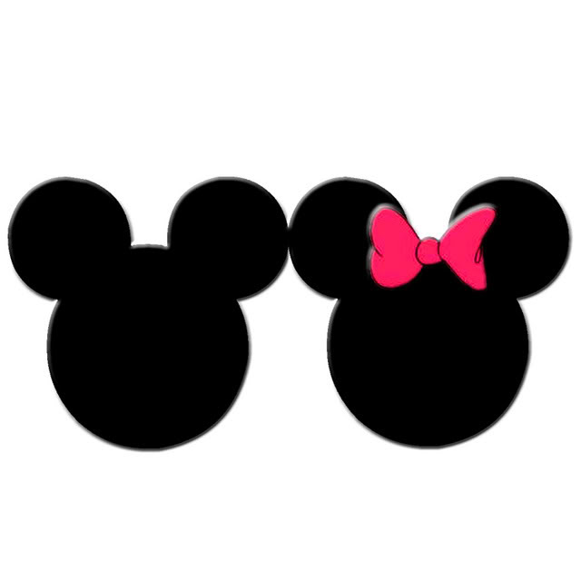 This is a photo of Mickey Mouse Head Printable Cutouts throughout printable photo booth