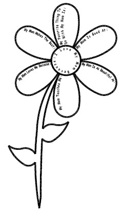 Printable photos of flowers svg black and white Printable pictures of flowers - ClipartFox svg black and white