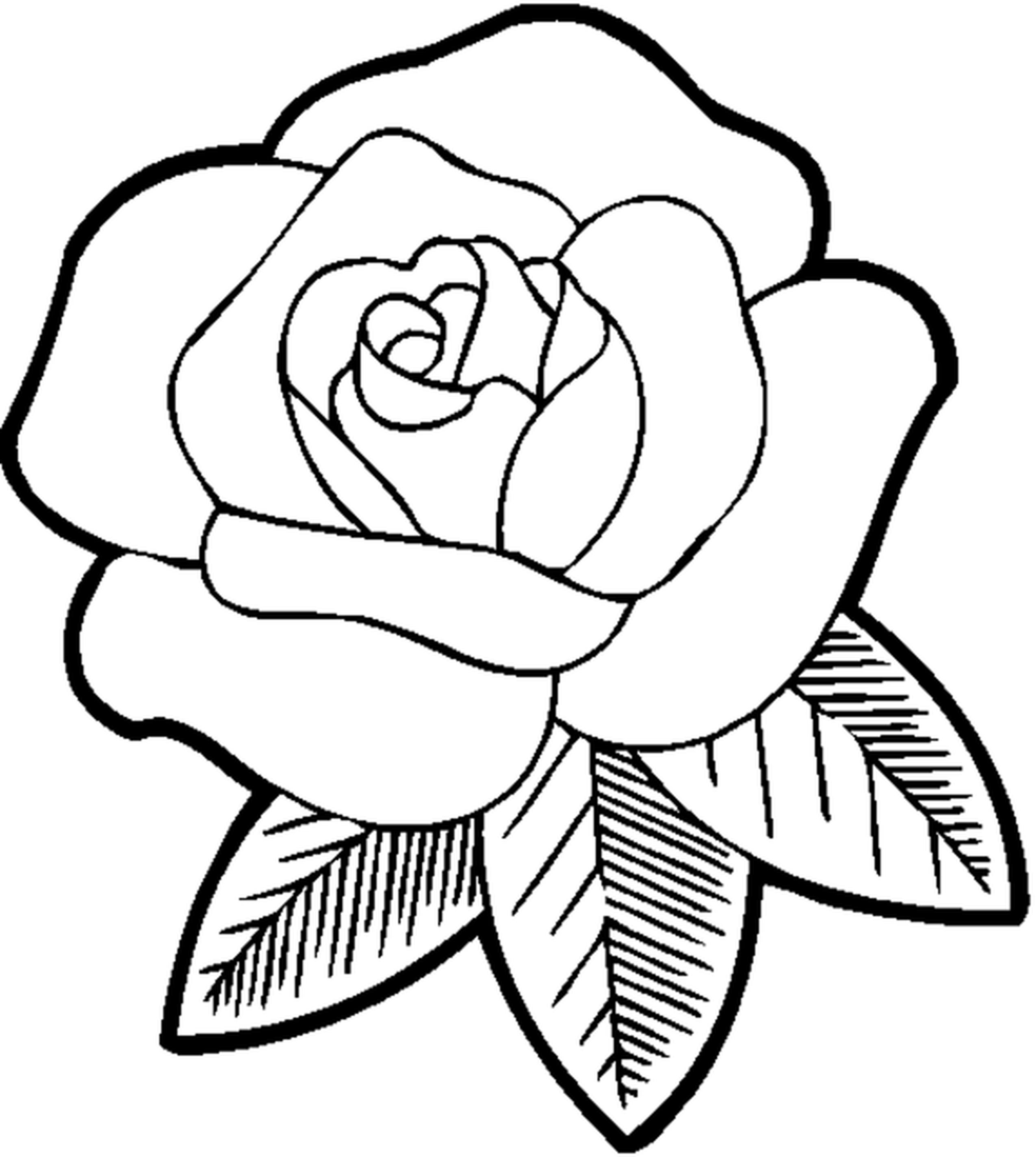 Printable picture of flowers graphic library library Printable Coloring Pages Flowers adult coloring pages flowers ... graphic library library