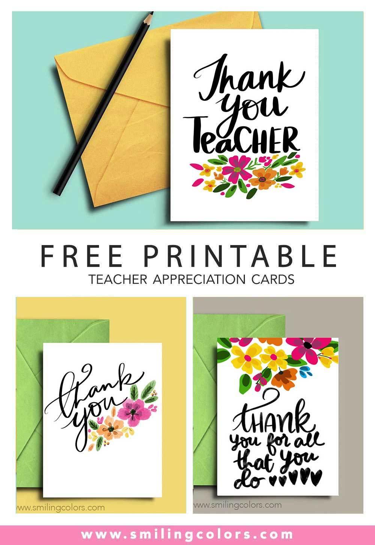 Printable thank you teacher christmas cards clipart jpg transparent download Thank you teacher: A set of FREE printable note cards ... jpg transparent download