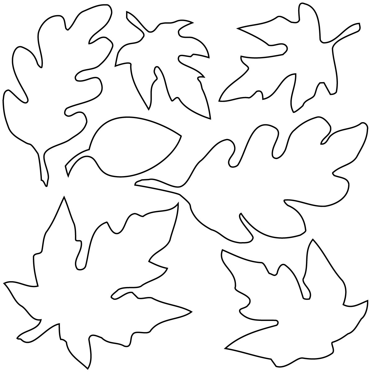 Free Leaves Clip Art, Download Free Clip Art, Free Clip Art ... banner black and white download