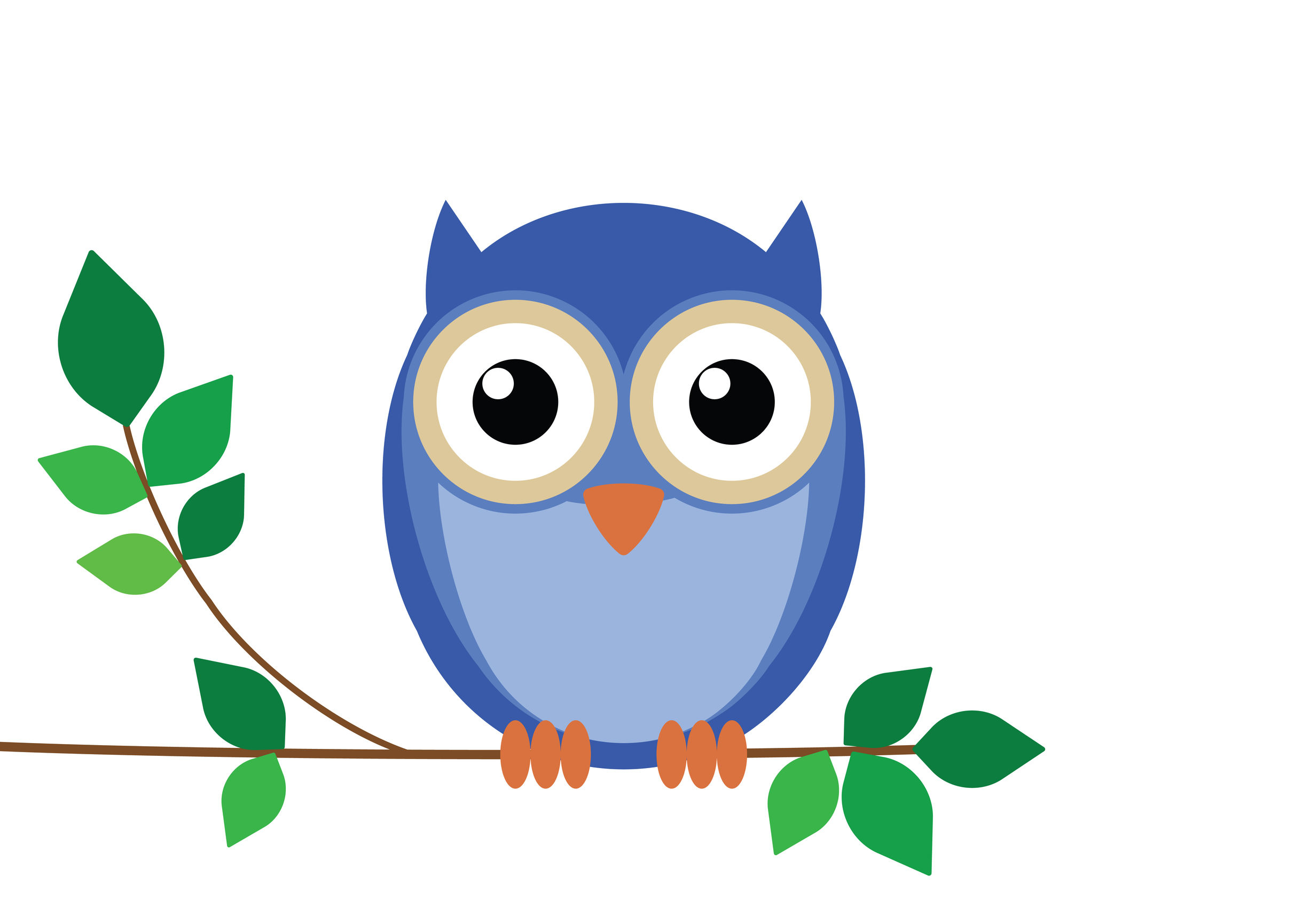 Printables clipart svg freeuse stock Printable Owl Clipart - Clipart Kid svg freeuse stock