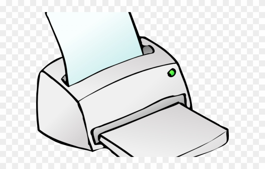 Printer clipart images vector free download Printer Clipart Transparent - Clip Art Printer - Png ... vector free download