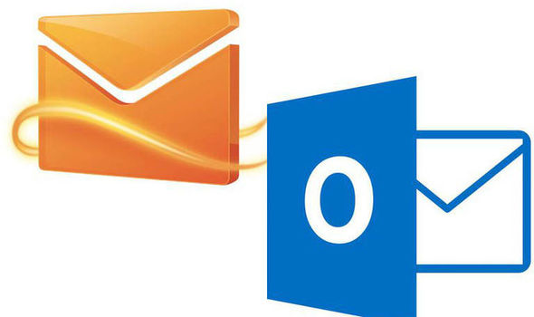 Microsoft outlook clipart banner transparent stock Hotmail login: How to set up a hotmail account - how to ... banner transparent stock