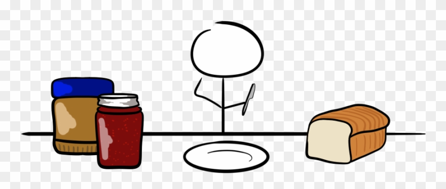 Prioritize clipart graphic freeuse download Prioritize And Plan M - Peanut Butter And Jelly Sandwich ... graphic freeuse download