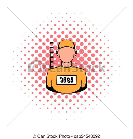 Prisoner number stock clipart vector freeuse download Prisoner number stock clipart - ClipartFest vector freeuse download