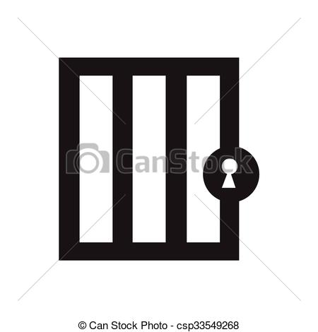 Prisoner number stock clipart image transparent download Clip Art Vector of Prison csp33549268 - Search Clipart ... image transparent download