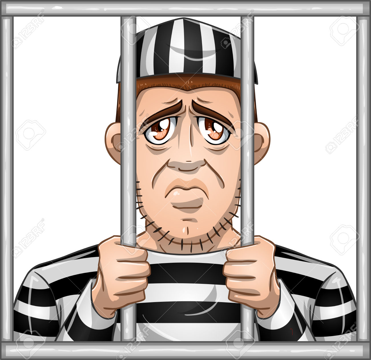 Prisoner number stock clipart graphic royalty free download 6,745 Prisoner Stock Illustrations, Cliparts And Royalty Free ... graphic royalty free download