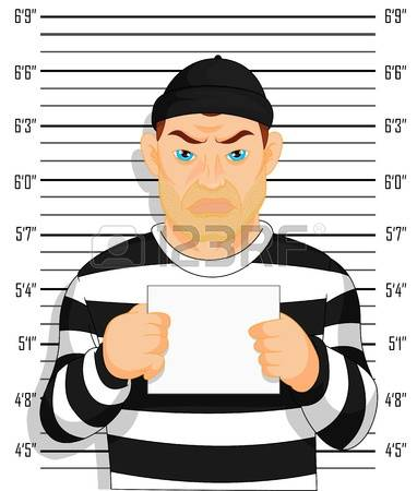 Prisoner number stock clipart graphic free stock 231 Prison Number Stock Vector Illustration And Royalty Free ... graphic free stock