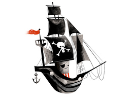 Privateer clipart vector library library Download Pirate clipart Pirate Privateer Clip art vector library library