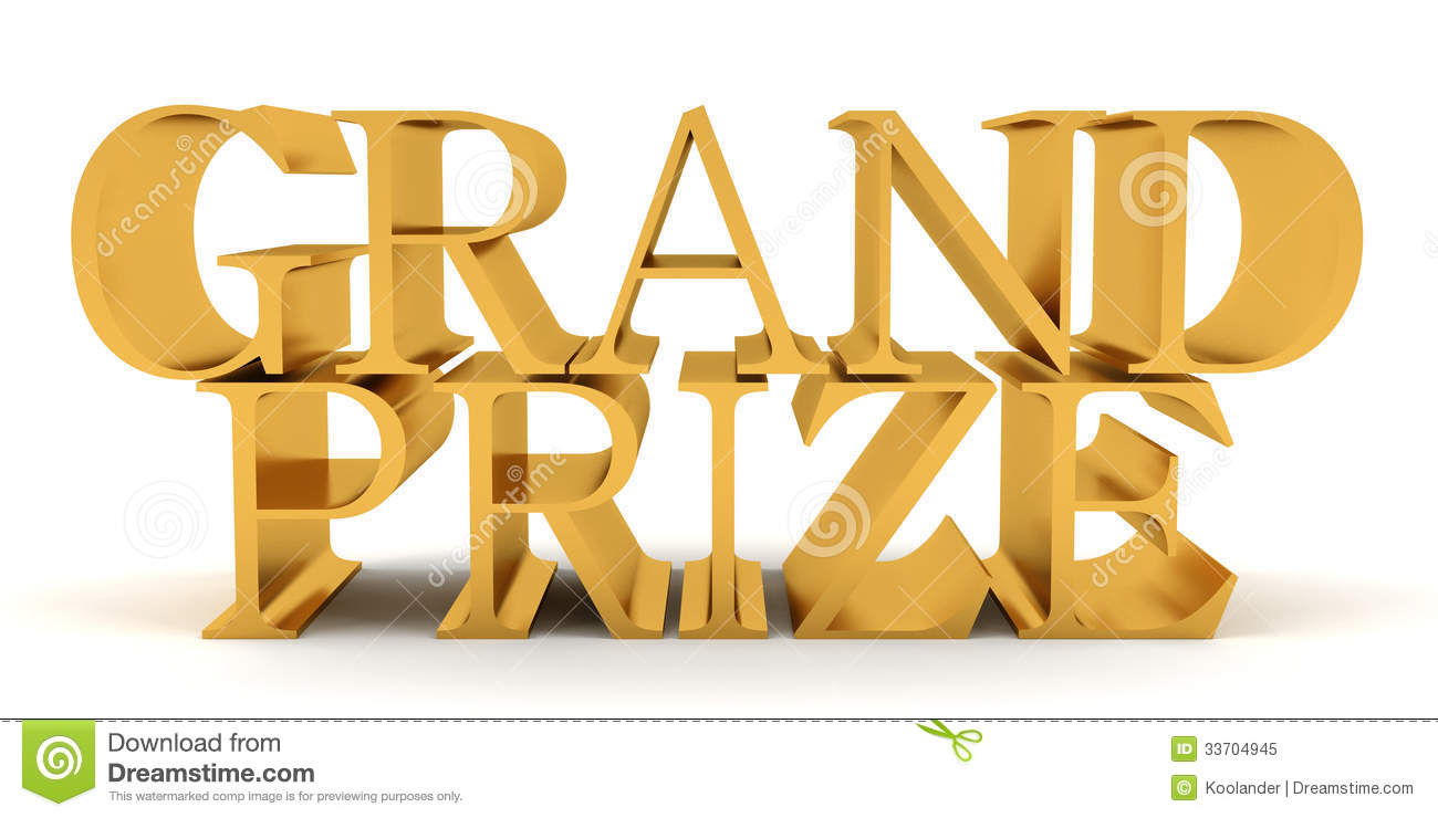 Prize clip art pictures png library library Grand prize clip art - ClipartFest png library library