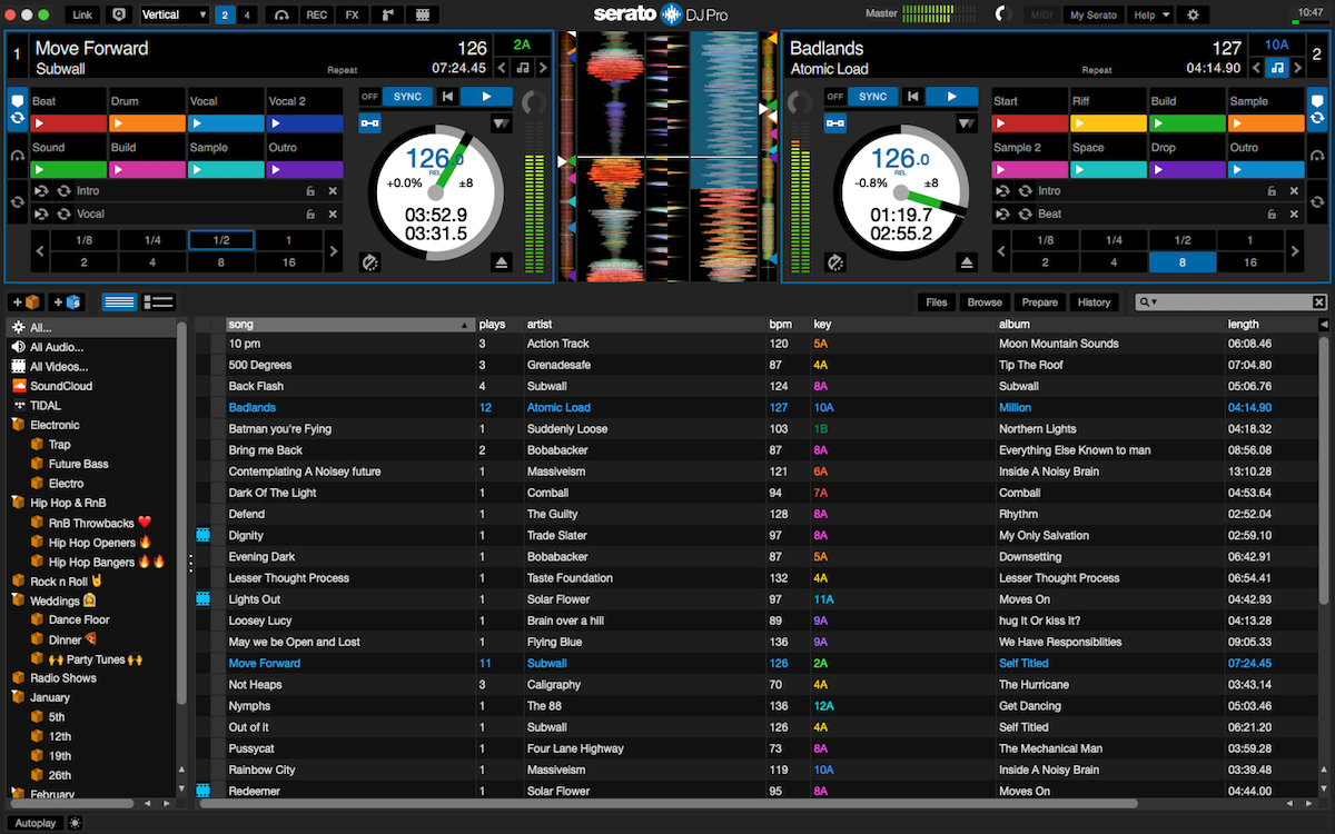 Pro ma systems clipart png freeuse download Download - Serato DJ - DJ Software png freeuse download