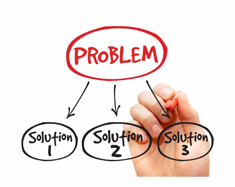 Problem and solution clipart clip art transparent Art And Creativity To Solve Problems - Problem And Solution ... clip art transparent