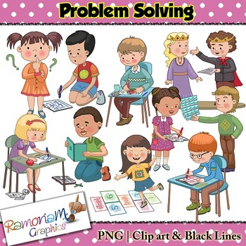 Problem and solution clipart clipart download Problem Solving Clip art clipart download