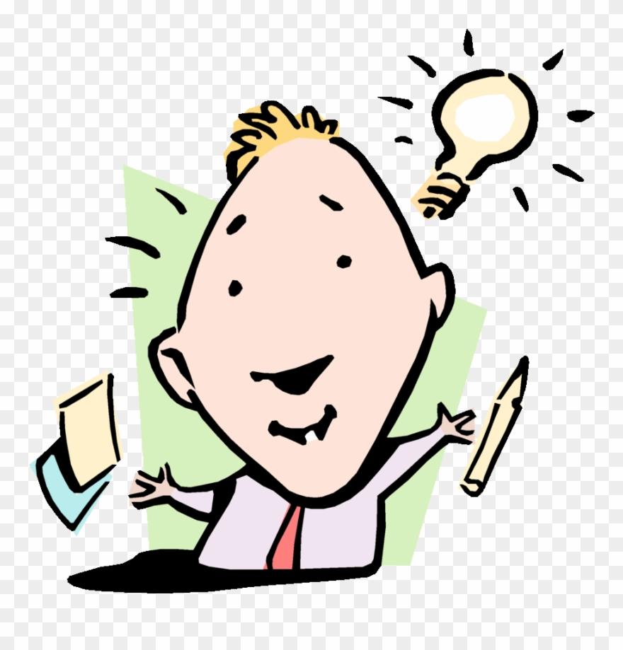 Problema clipart svg royalty free stock Gran Idea Gif Clipart Idea Clip Art - Soluciones Al Problema ... svg royalty free stock