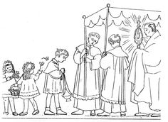 Procession clipart transparent library Church Procession Cliparts - Cliparts Zone transparent library