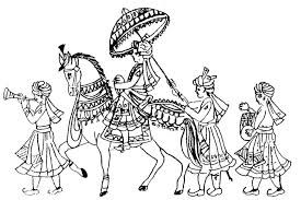 Procession clipart image download Image result for baraat procession | Invitations | Wedding ... image download
