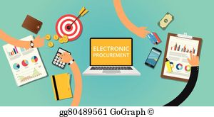 Procurement clipart picture free library Procurement Clip Art - Royalty Free - GoGraph picture free library