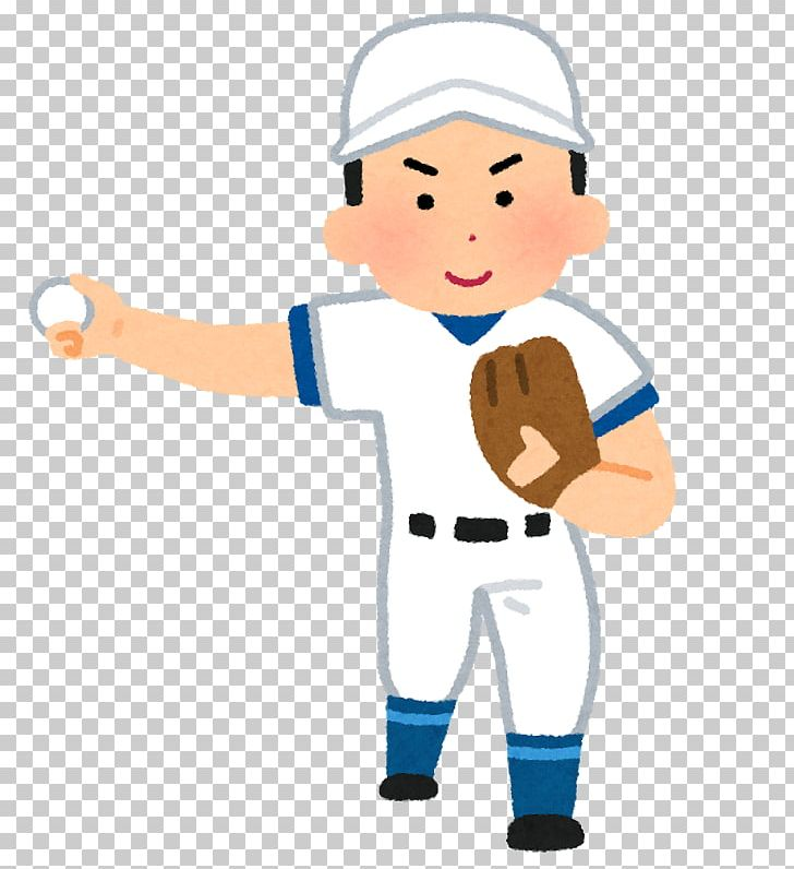 Professional baseball clipart graphic black and white download Pitcher Japanese High School Baseball Championship Nippon ... graphic black and white download
