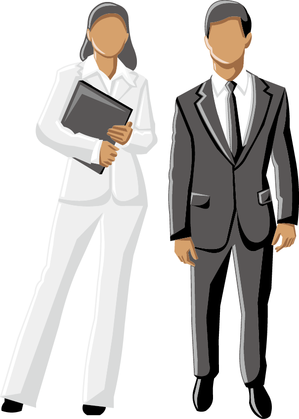 Professional men and women clipart clipart freeuse library Professional clipart woman entrepreneur, Professional woman ... clipart freeuse library